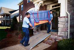kansas city residential moving from Centurion Moving & Storage